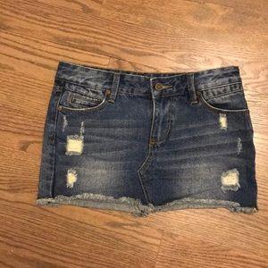 Pistola Jean Skirt Size M